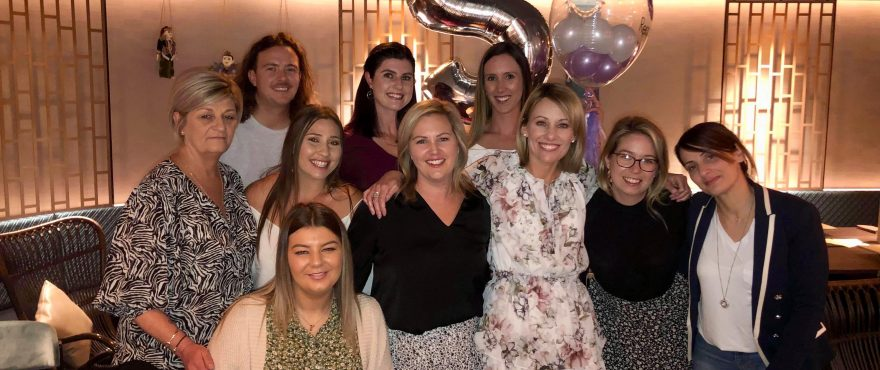 CK Recruitment team celebrates 5 years in business